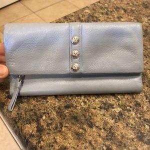 Brighton light blue wallet